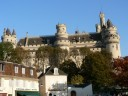 Chateau-Pierrefonds, Paris monuments
