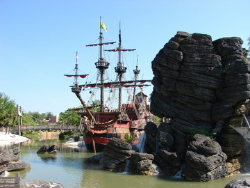 Pirates of the Caribbean - EuroDisney