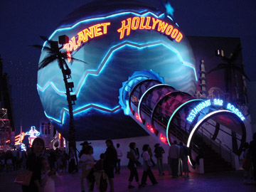 EuroDisney - Planet Hollywood