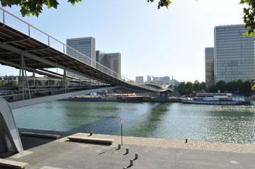 Passerelle Simone-de-Beauvoir Paris