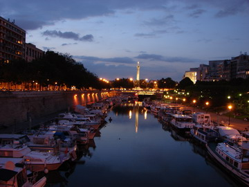 Port de Plaisance De Paris Arsenal - Boulevard De La Bastille