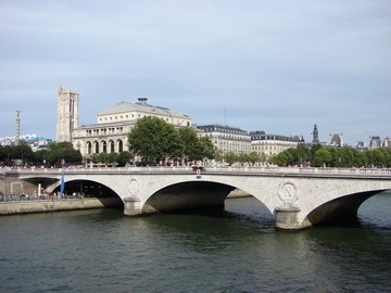 Pont au Change - Paris
