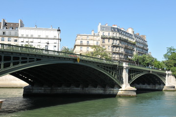 Pont de Sully Paris