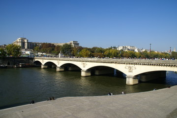Pont Iena - Paris