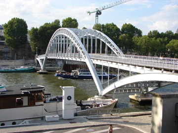 Passerelle-Debilly, Paris