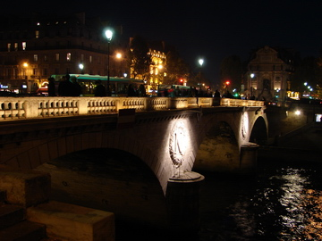Pont Saint-Michel - Paris