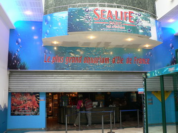Il sagit du plus grand aquarium d?le-de-France. On y trouve les ...
