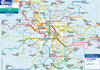 Map PDF Network Noctilien Ile de France